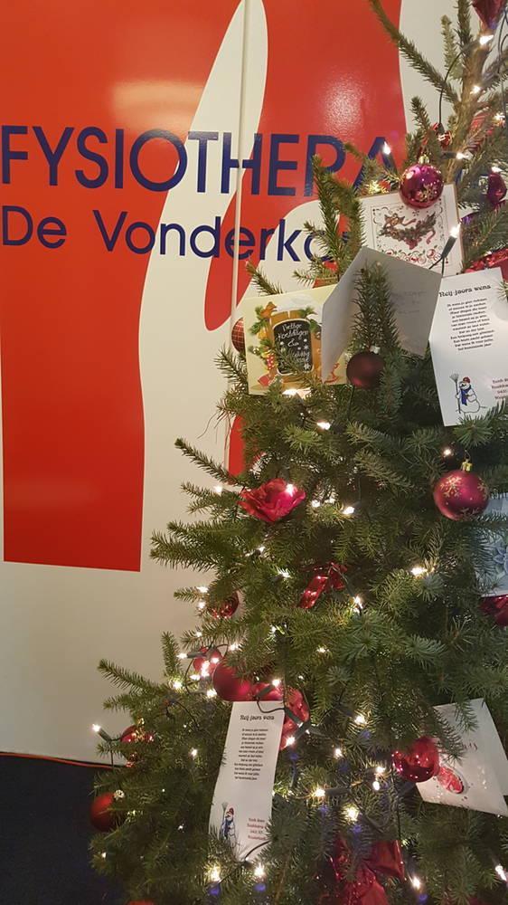 Openingstijden gewijzigd tijdens kerst en oud/nieuw