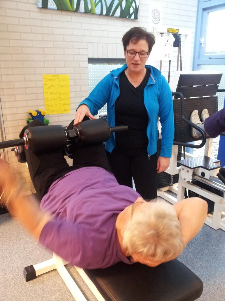 Seniorfit; verantwoord sporten voor ouderen